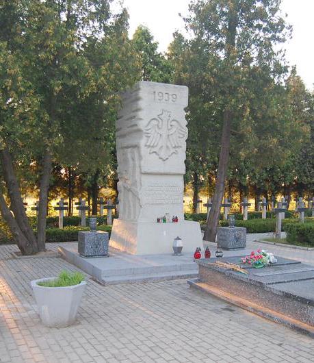 Cmentarz Wojskowy w Kocku